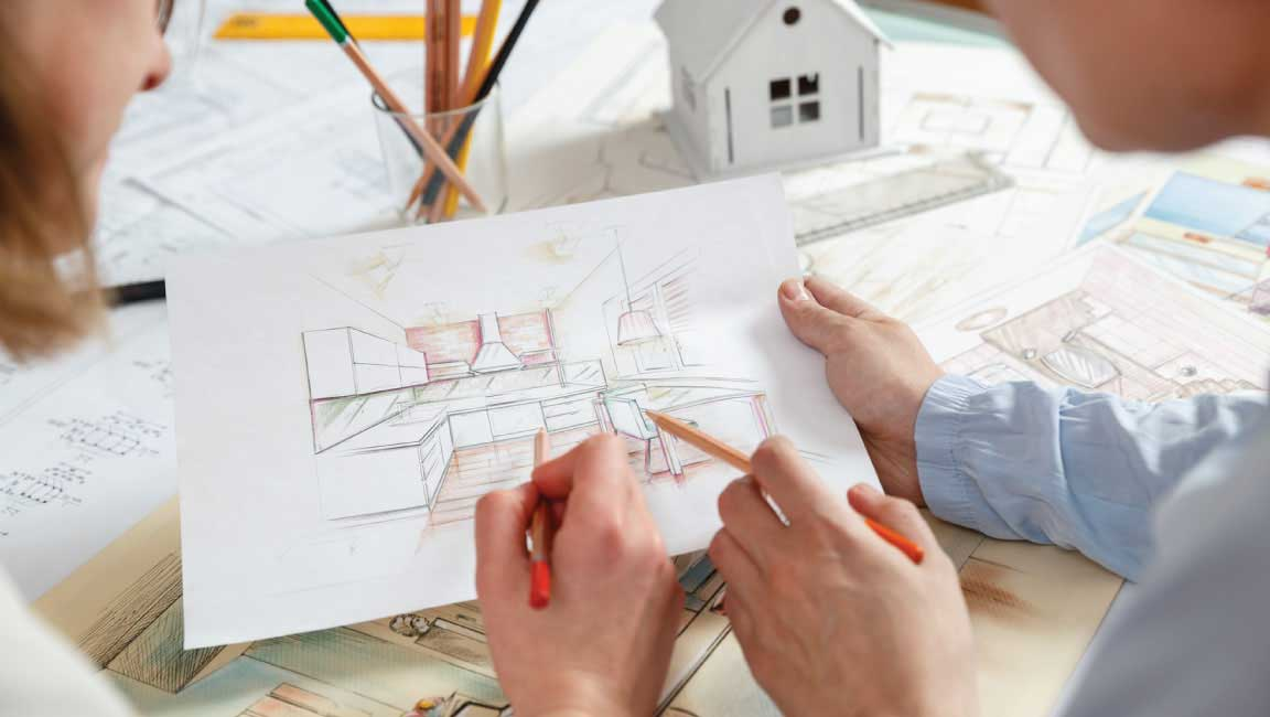 learn interior design - Learn Interior Designing