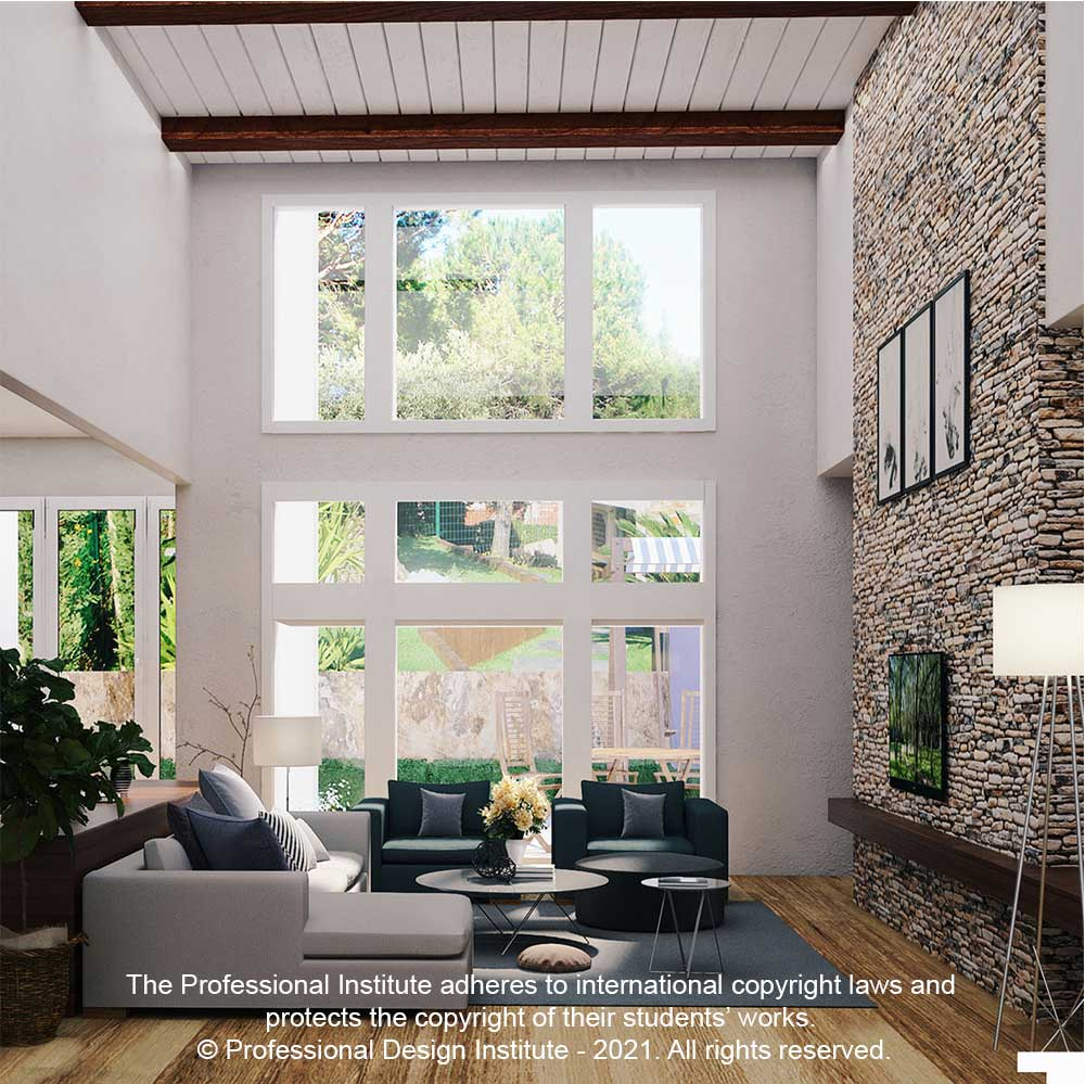 Interior design online courses professional design institute - Online interior decorating classes ...
