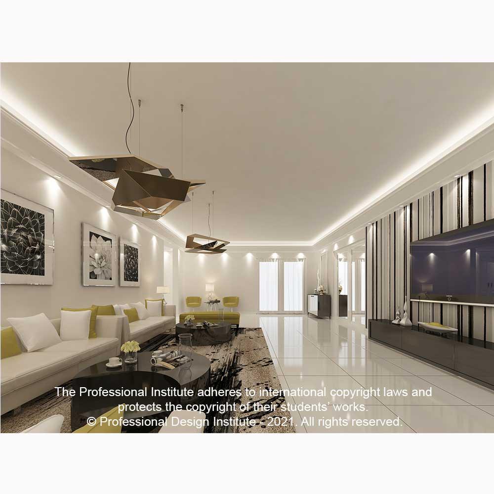 Interior design online courses professional design institute for Interior design online