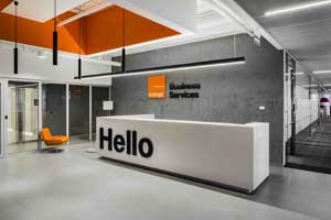 Orange Business Services in Moscow, Russia