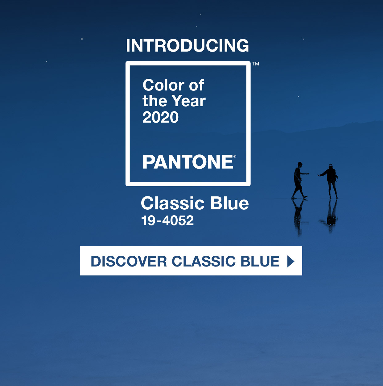 The Pantone Colour of the Year for 2020